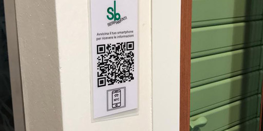 Showroom QrCode Porte e finestre